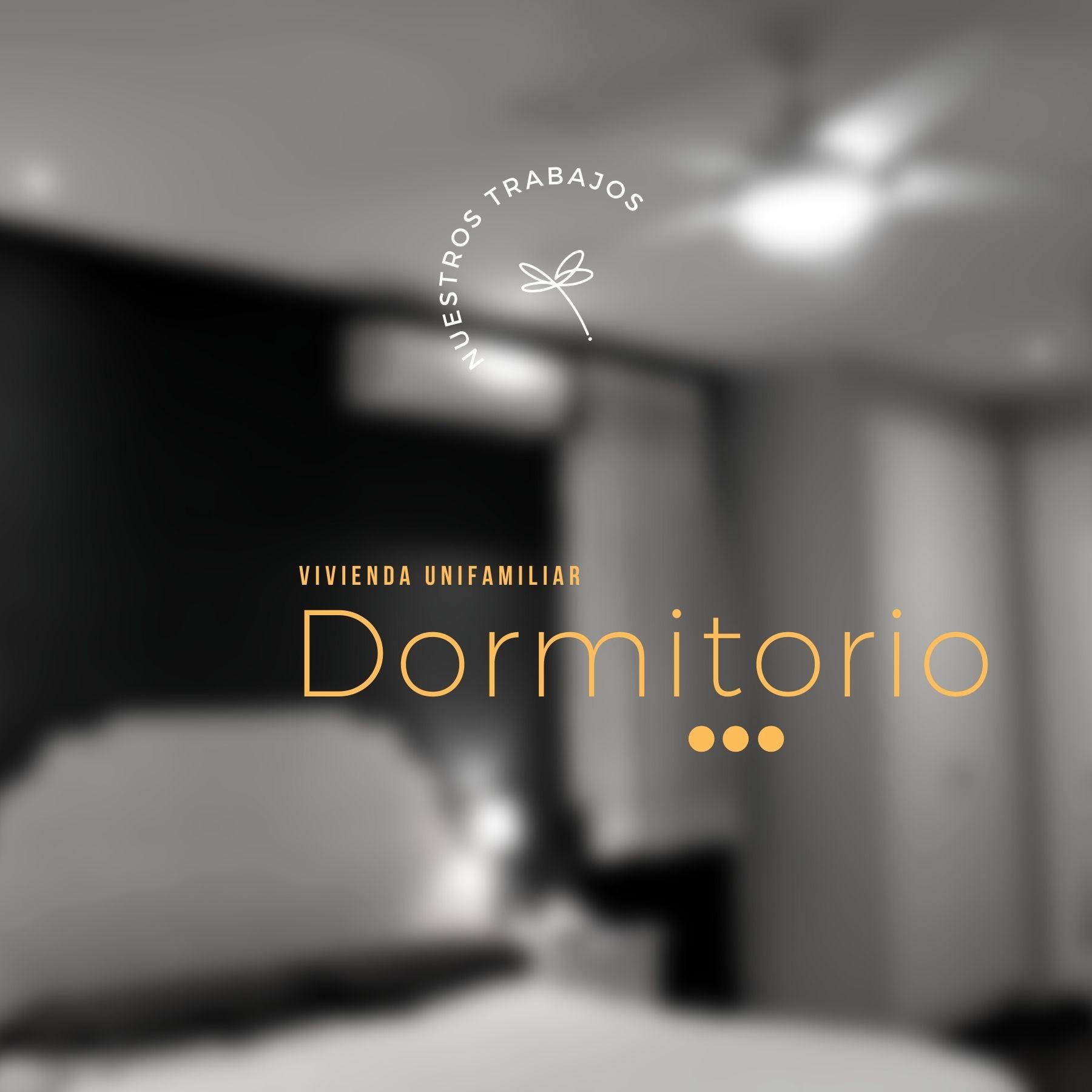 Vivienda Unifamiliar Dormitorio