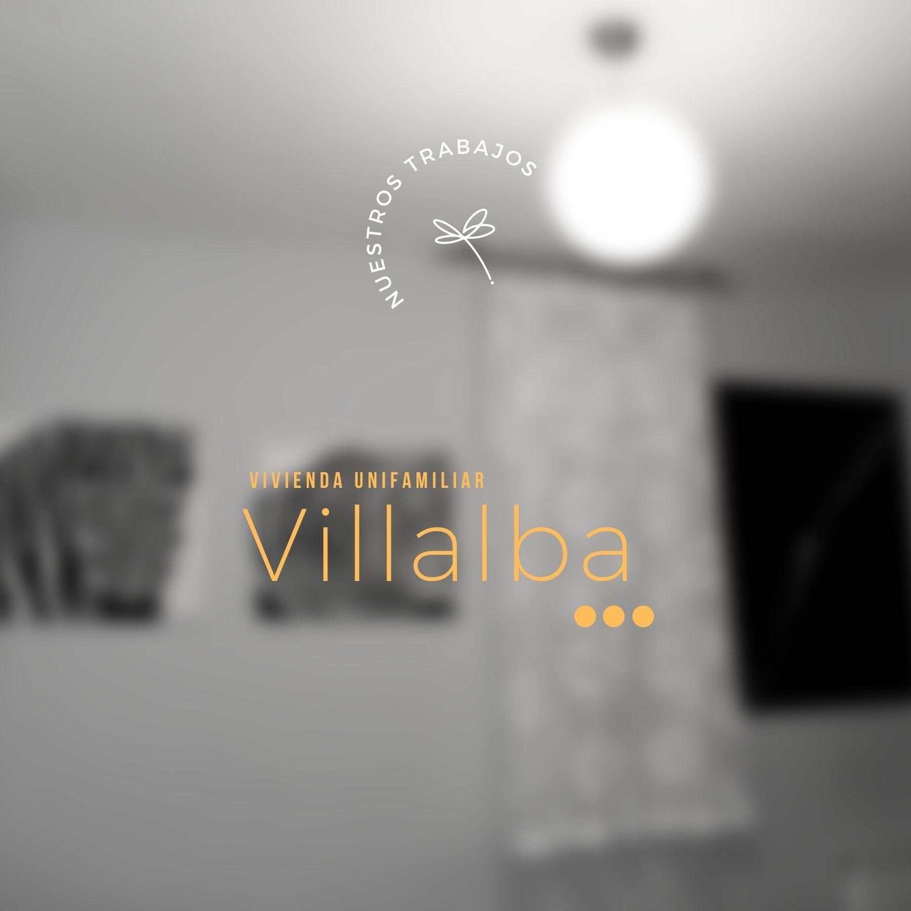Vivienda Unifamiliar Villalba